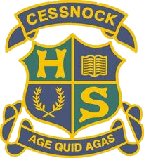 Cessnock High School logo